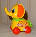 708 13-éléphant mécanique