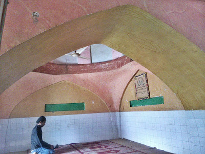 Waris_Shah_Mosque_Arches