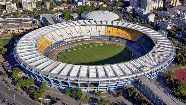 ملعب ماراكانا (Maracanã) - البرازيل