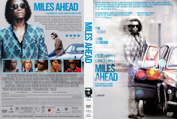 Miles Ahead – Latino, Inglés – DVD9