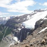 Il ghiacciaio sgocciola