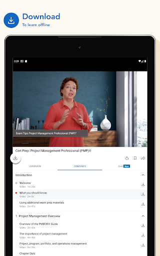 LinkedIn Learning: Online Courses to Learn Skills 0.141.1 Screenshots 11