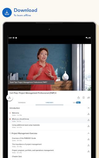 LinkedIn Learning screenshot 11