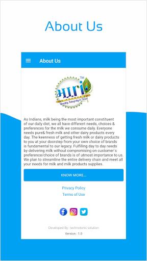 Maari Services - Online Milk Delivery App screenshot 7