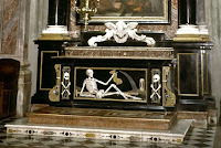 An Altar of the Dead from 1695
