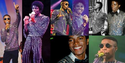 Wizkid Wore Michael Jackson's Clothes At His Recent Concert (Photos)