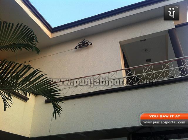 Satinder Sartaaj house mohali