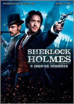 Baixar Sherlock Holmes 2: O Jogo de Sombras AVI Dual Áudio RMVB Dublado