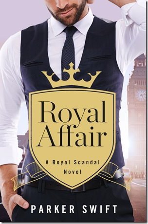 Royal Affair by Parker Swift