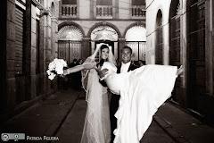 Foto 1129pb. Marcadores: 04/09/2010, Casamento Monique e Joel, Rio de Janeiro