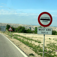 Otok Krk - Baška, 25.-27.04.09