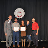 Foundation Scholarship Ceremony Fall 2012 - DSC_0196.JPG