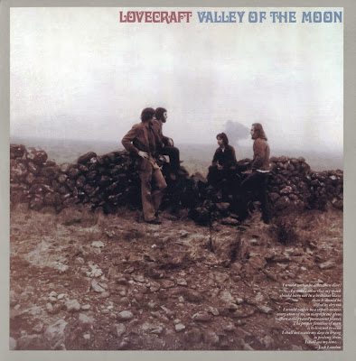 Lovecraft ~ 1970 ~ Valley of the Moon