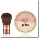 Pixi Blush, Highlighter and Brush