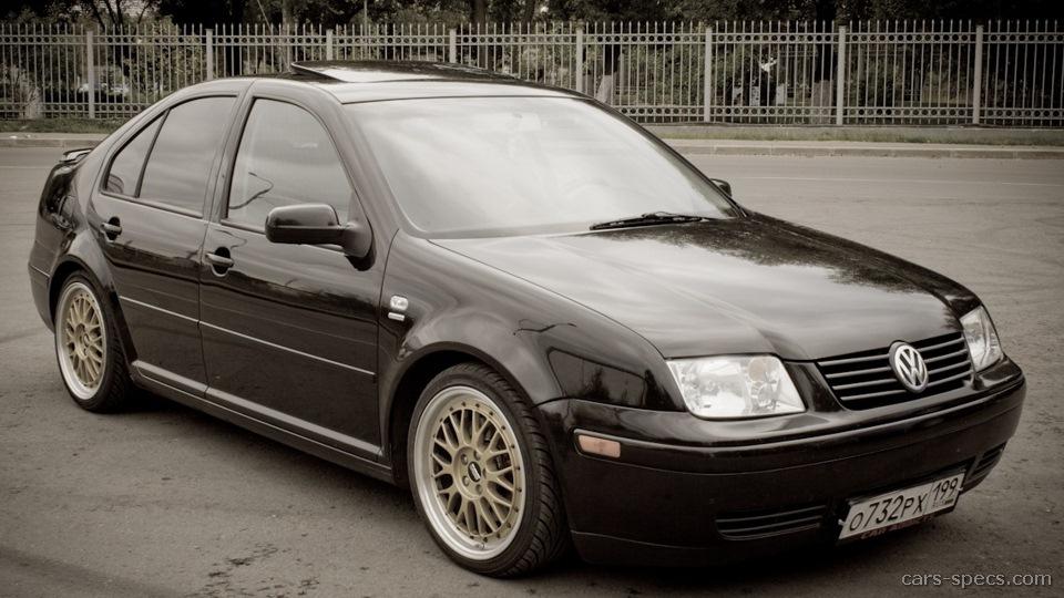 2003 Volkswagen Jetta Sedan Specifications, Pictures, Prices