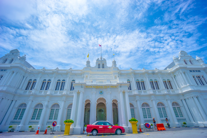 Penang George Town city hall1
