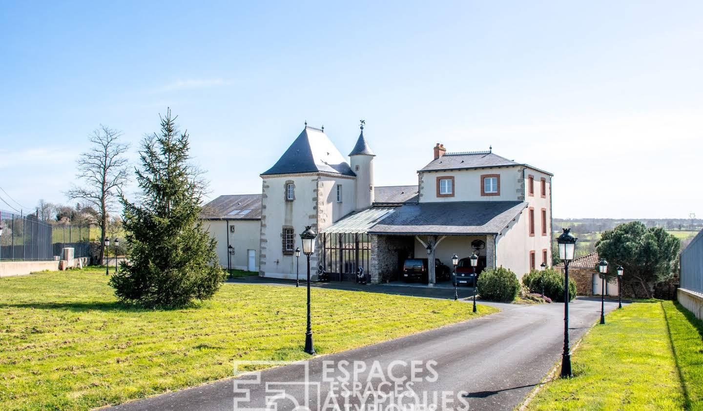 Maison avec terrasse Cholet