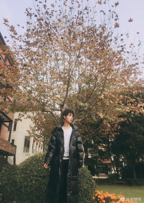 Song Jiyang China Actor