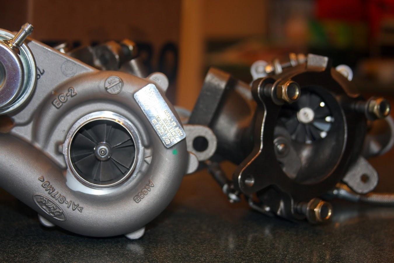 New Atp Garrett Turbo Upgrades Showed Up Today Ford