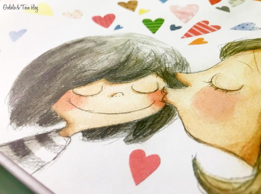 Cuentos editorial Algar ¿de qué color es un beso?