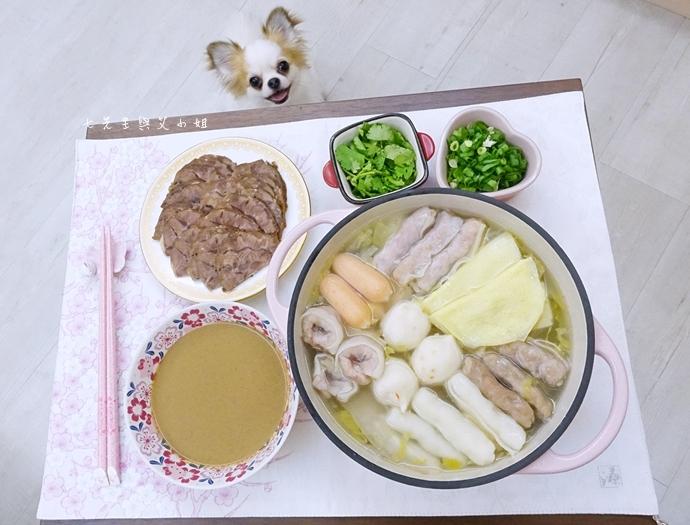 8 大連風味館 酸菜白肉火鍋