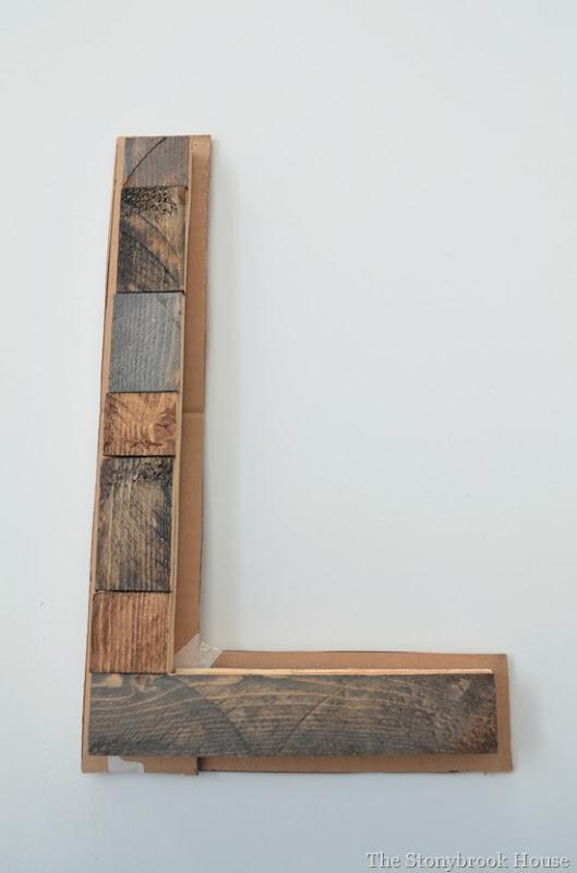 Wooden L