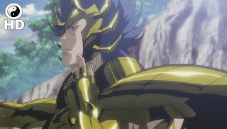 Saint Seiya:The Lost Canvas - Meiou Shinwa 14 e 15