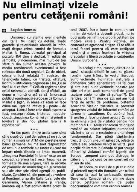 Bogdan Ionescu article in Acasa http://img222.imageshack.us/img222/9871/articolacasavizewd6.th.jpg