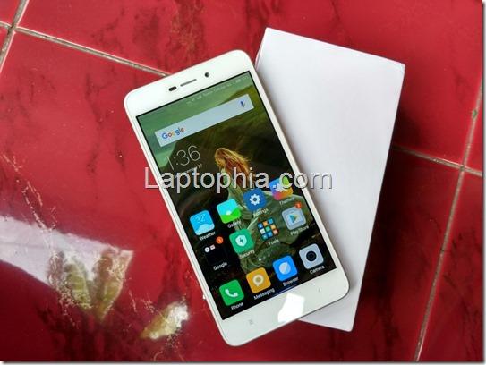 Impresi Awal Xiaomi Redmi 4A