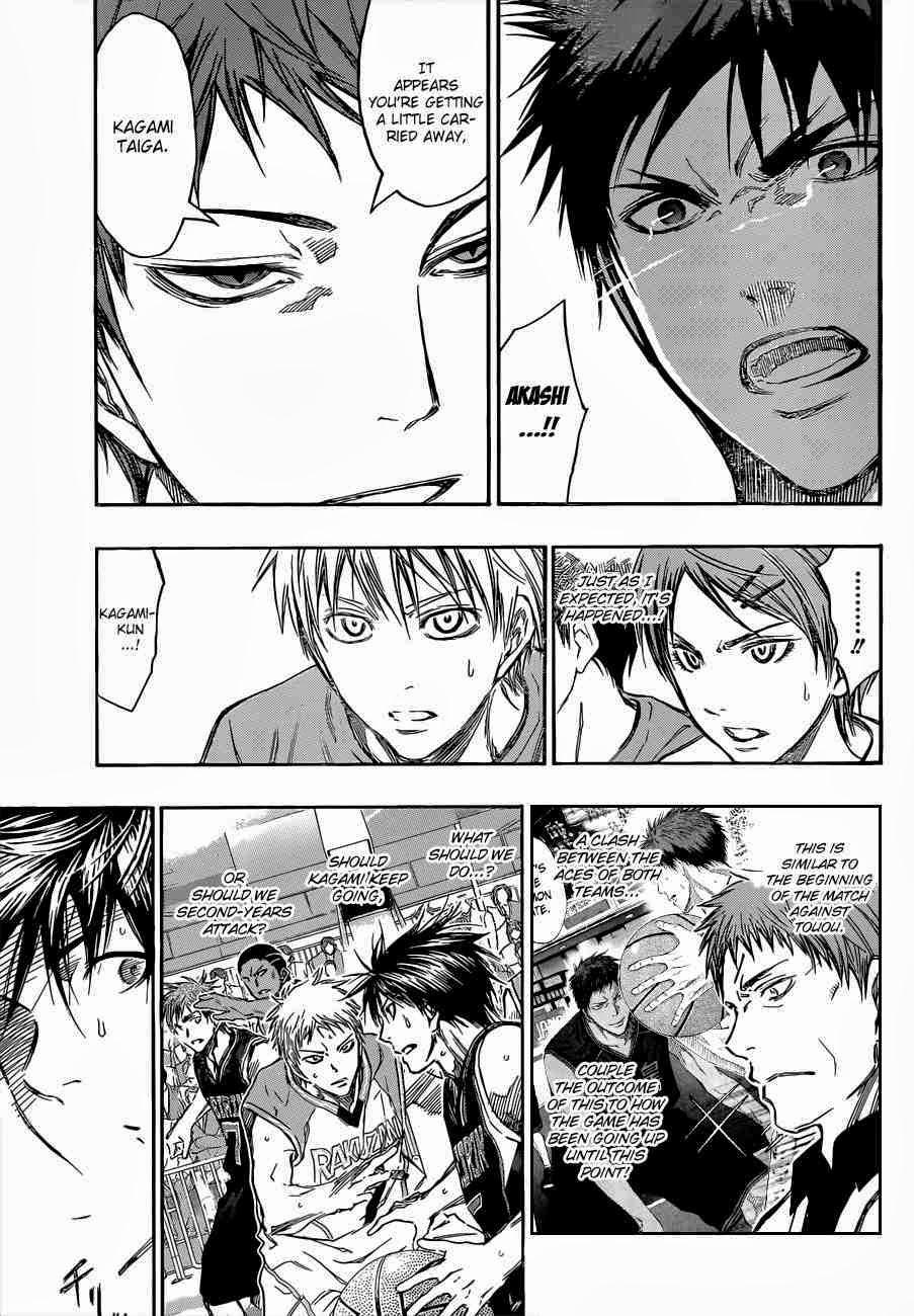Kuroko no Basket Manga Chapter 234 - Image 03