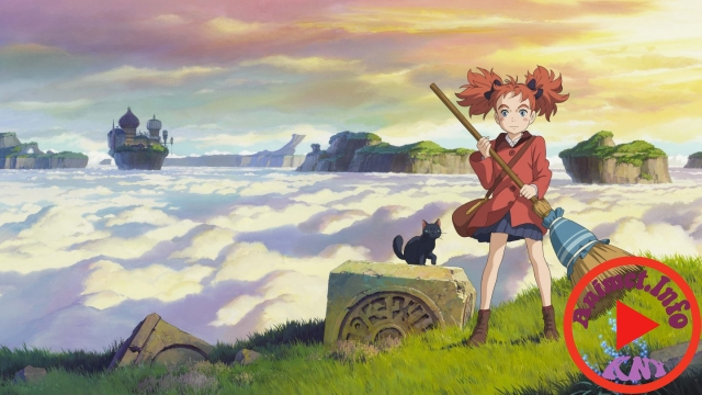 Mary to Majo no Hana - Mary and the Witch's Flower