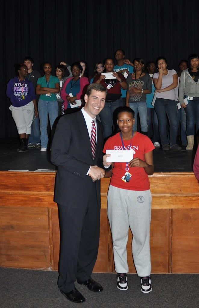 Southwest Arkansas Preparatory Academy Award Letters Hope High School Spring 2012 - DSC_0072.JPG