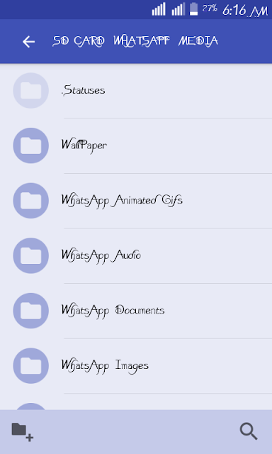 How to save whatsapp status (videos, pictures, gif pictures)