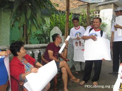 Kegiatan Mapay Lembur di Kelurahan Sadang Serang