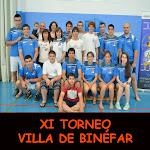 XI TORNEO VILLA DE BINÉFAR