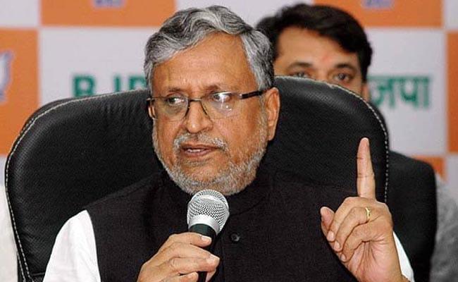 बड़ी खबर : बीजेपी ने की घोषणा, बिहार से सुशील कुमार मोदी बने राज्यसभा उम्मीदवार