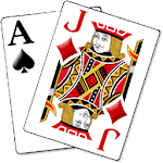 Blackjack for SmartWatch Icon