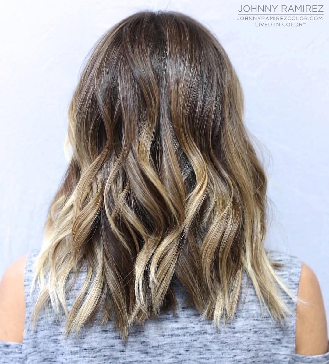 Medium layered universal haircuts to feature you 10