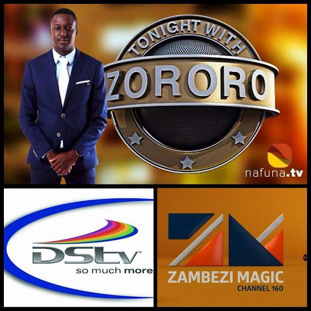Tonight with Zororo: Changing the Zimbabwean talkshow landscape