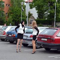 XIX. IMPROMAT Rallysprint Kopná 2011, Start - Náměstí svobody Slušovice