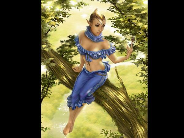 Amazing Sprite Beauty, Fairies 3