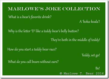 2016-02-13 Marlowe's Jokes
