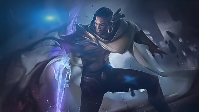 Battle Spell yang Cocok Untuk Hero Brody Mobile Legends