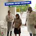 Idosa de  97 anos é a primeira vacinada contra o coronavírus em Fátima/BA.
