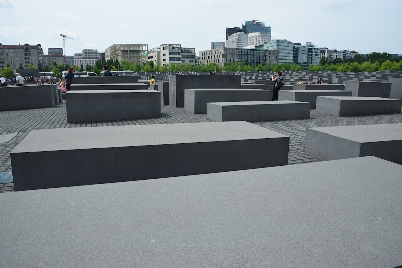 Holocauste Memorial, Porte de BrandenBourg, Mitte à Berlin, Travel, Voyages, TravelBlogger