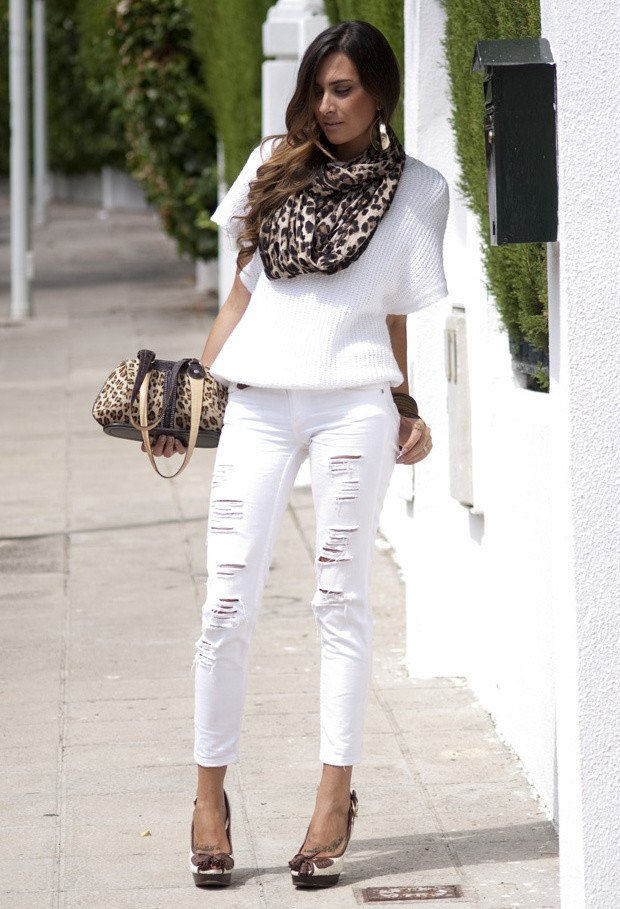 THE AMAZING WHAT TO WEAR WITH JEANS IN SUMMER FOR LADIES 5