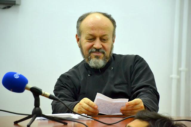 Pr. Constantin Necula despre tineri, FTOUB 200