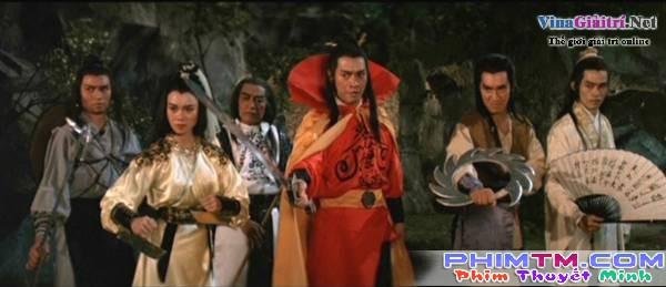 Xem Phim Quyết Chiến Thiếu Lâm Tự - Shaolin Intruders - phimtm.com - Ảnh 4