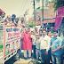 मार्बल व्यापारियों ने निकाला मतदाता जागरूकता रथ