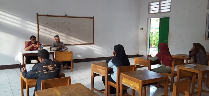 Yayasan Alor Pantar Rumah Kita Bangun Madrasah Tsanawiyah di Pantar